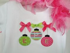 Personalized Christmas Ornament Tee Shirt-christmas, tee, shirt,ornament, tree personalized, name