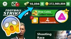 New Football Strike hack is finally here and its working on both iOS and Android platforms. Cheat Online, Hack Online, Hacks, Football Strike, App Hack, Game Resources, Game Update, Free Cash, Test Card