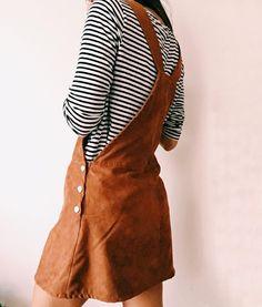 Robe salopette - Burda couture facile - Ludivineem