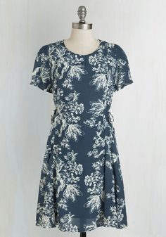 The Choice is Fleurs Dress, #ModCloth