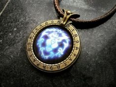World of Warcraft Alliance Necklace Pendant WOW Game Jewelry