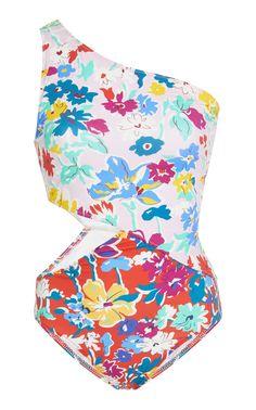 4a2522ea1661f Araks Elmar Cut Out One Piece Side Cuts, Swimsuits, Swimwear, Neckline, Cut