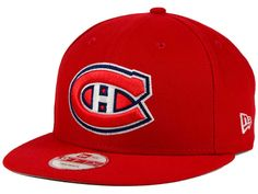 26a53c0e9 Montreal Canadiens New Era NHL All Day 9FIFTY Snapback Cap Montreal  Canadiens, Snapback Cap,