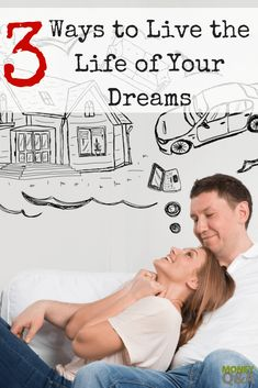 We all have big dreams for our families. And, our finances play a huge role. Here are three simple ways to help you live a life of your dreams. Make More Money, Ways To Save Money, Money Tips, Money Saving Tips, Money Savers, Peer To Peer Lending, Finance Blog, Winning The Lottery, Financial Success