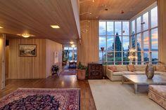 Washington Park luxury view home for sale.  Washington Park Seattle Real Estate