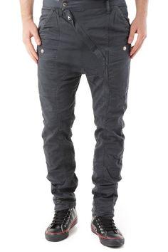 Pantaloni Uomo Absolut Joy (VI-P2540) colore Grigio