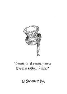 Sombrerero                                                                                                                                                                                 Más
