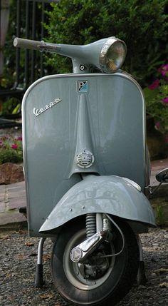 Vespa, italian design.