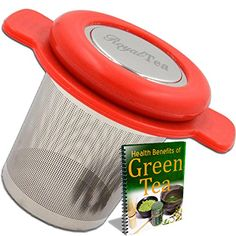 Royal-Tea Tea Infuser with Large Extra Fine Tea Filter for Teapots, Mugs, and Cups. >>> Be sure to check out this awesome product.