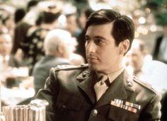 Al Pacino (Michael Corleone)  YOU ARE BEAUTIFUL AND I LOVE YOU OKAY