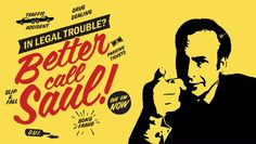 """Better Cal Saul - Original and clever.  A prequel to """"Breaking Bad."""""""