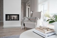 Interior by Jutta K.N: Koti - Meidän olohuone