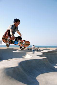 Venice Beach #skate