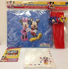 cool Mickey Mouse Clubhouse Party Pack
