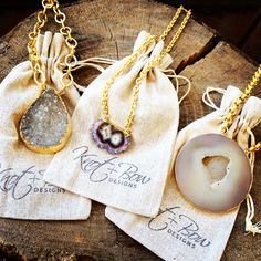 Gail, My gift to you are these 3 beautiful necklaces.  You will look beautiful with them on.  Charlene 03.16.16 ♥