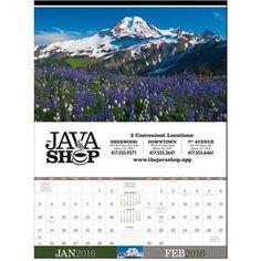 "Triumph� 17"" American Splendor Executive Calendar"