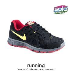 Revolution 2 MSL  Negro/Amarillo/Rojo/Gris  Marca: Nike 510010554954022   $ 619,00 (U$S 104,92)