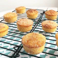 Kaneelmuffins van Donna Hay / Zoet / Recepten | Mandyandmore