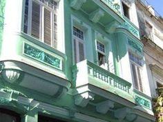Cuba, Colonial, Multi Story Building