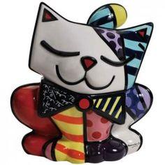 Gatos Consentidos: Los Gatos de Romero Britto