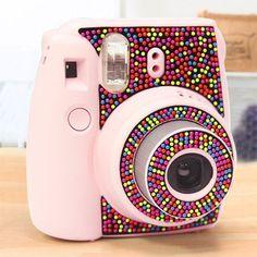 Fujifilm Instax Mini 8 Camera Decoration Sticker by MaterialDream