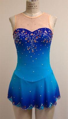 Beautiful Amp Lovely Ice Skating Dress Size Girls Medium