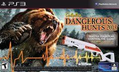 Cabela's Dangerous Hunts 2013 with Gun Your #1 Source for Video Games, Consoles & Accessories! Multicitygames.com $59.99
