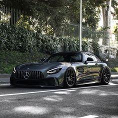 This is a Mercedes AMG GTR! ⚫⚫⚫⚫ Rate this Car 📶 × × × × × ×  Mercedes Benz Amg, Mercedes Car, Bmw, Audi, Porsche, Gts Amg, Custom Mercedes, Mc Laren, Top Cars