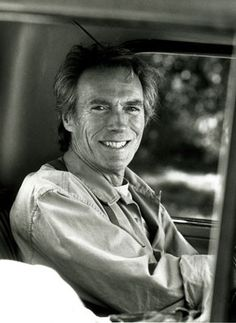 Clint Eastwood / In the truck from Bridges of Madison County