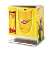Tea, Coffee Vending Machines - Fresh Brew and Premix Vending Machines are powered by the taste and quality of India's much-loved brands: Taj Mahal Tea, Red Vending Machine Price, Tea Vending Machine, Coffee Vending Machines, Lipton, Fresh Milk, Instant Coffee