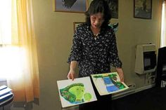 Expressions of Recovery showcases artwork of Lake County residents with health issues Filing Cabinet, Recovery, Health, Artwork, Work Of Art, Health Care, Auguste Rodin Artwork, Artworks, Survival Tips