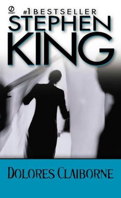 Dolores Claiborne - Not what you'd expect from Stephen King.  Haunting and lyrical.