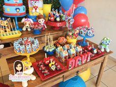 Festa Infantil - Festa Patrulha Canina