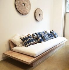 Comfy Sofa Bed for Small Space Room. Comfy Sofa Bed for Small Space. Demand for sofa beds in recent years is increasingly showing a positive trend. Sofa beds not only provide maximum func. Sofa Bed Wooden, Wood Sofa, Couch Furniture, Home Decor Furniture, Pallet Furniture, Furniture Design, Teak Wood, Furniture Movers, Trendy Furniture