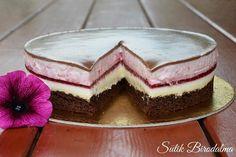 Málnás-csokoládés joghurttorta – Gasztrobloggerek kedvenc receptjei (3.)