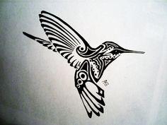 () tattoo humming bird by on deviantart hummingbird tattoo, get Wiccan Tattoos, Symbolic Tattoos, Navajo Tattoo, Tribal Bird Tattoos, Indian Tattoos, Tattoos For Guys, Tattoos For Women, Female Tattoos, Inka Tattoo