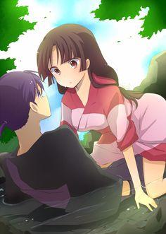 Inuyasha Miroku And Sango Hot Anime Couples Miroku Inuyasha Manga Pretty