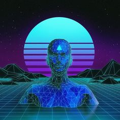 #80s Style Photo and Digital Design #neon #retroscifi #scifiart #synthwave #retro #digitalart #neowave