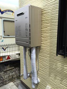 三郷市 給湯器交換   Handyman多機能工 公式ブログ