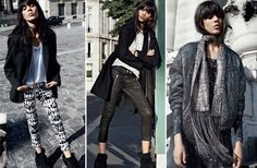 Isabel Marant x H&M in Vogue Russia