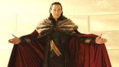 THOR: THE DARK WORLD Deleted Scene - Loki's Coronation (2013) Tom Hiddle...