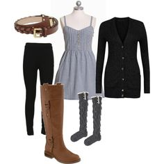 """""""Christmas Shopping"""" by fleurdelove on Polyvore"""