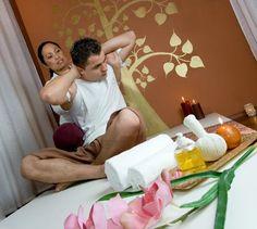 asian boys group massage