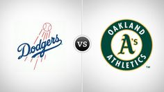 Los Angeles Dodgers meet the Oakland Athletics in Interleague Play, Wednesday, June 20, great deal on Goldstar.com.