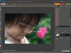 How to Blur the Background Of A Digital Image In Photoshop -- a quick and easy tutorial