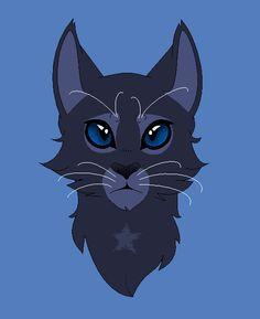 2. Bluestar by CoalPatchOfDuskClan.deviantart.com on @deviantART