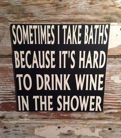 bath-wine