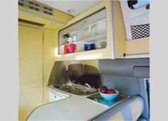 Airstream RV Sprinter Westfalia Motor Home Class B