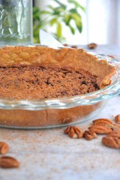 Gluten-Free Pecan Pie #glutenfree