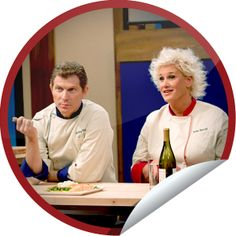 Check-in to @GetGlue for a chance to earn an exclusive Worst Cooks in America sticker.